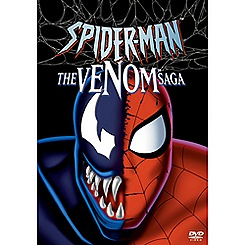 Spider-Man: The Venom Saga DVD