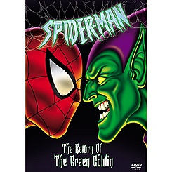 Spider-Man: The Return of the Green Goblin DVD