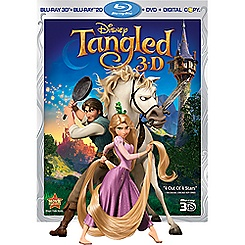 Tangled - 4-Disc Set
