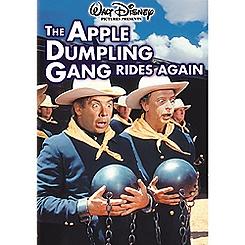 The Apple Dumpling Gang Rides Again DVD