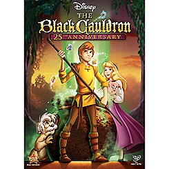 The Black Cauldron DVD