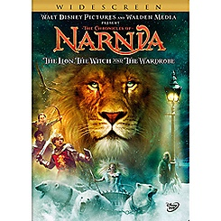 The Lion, the Witch and the Wardrobe DVD