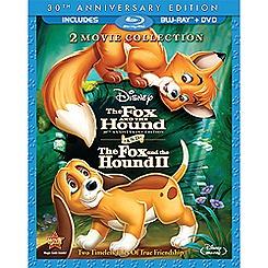 The Fox and the Hound/The Fox and the Hound 2 - 3-Disc Set