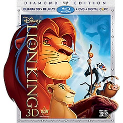 The Lion King - 4-Disc Set