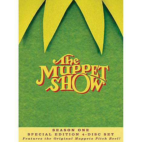 The Muppet Show: Season 1 DVD