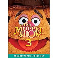 The Muppet Show: Season 3 DVD