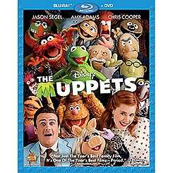 The Muppets - 2-Disc Combo Pack