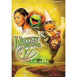 The Muppets' Wizard of Oz DVD