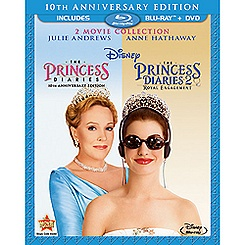 The Princess Diaries Collection - 3-Disc Set