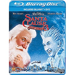 The Santa Clause 3: The Escape Clause - 2-Disc Combo Pack
