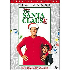The Santa Clause DVD - Widescreen