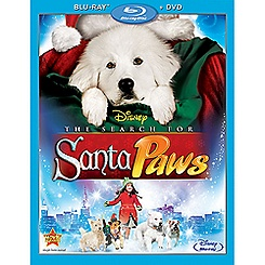 The Search for Santa Paws 2-Disc Set