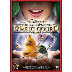 The Secret of the Magic Gourd DVD