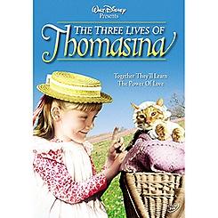 The Three Lives of Thomasina DVD