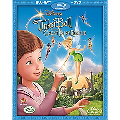 Tinker Bell and the Great Fairy Rescue - 2-Disc Set