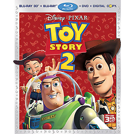 Toy Story 2 - 4-Disc Set