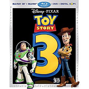 Toy Story 3 - 5-Disc Set