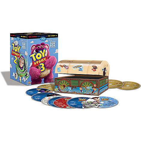 Toy Story Trilogy 10-Disc Box Set