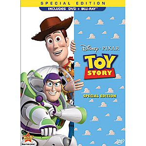 Toy Story - 2-Disc Combo Pack