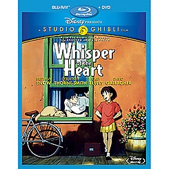 Whisper of the Heart 2-Disc Blu-ray and DVD