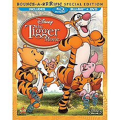 The Tigger Movie - 2-Disc Combo Pack