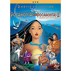 Pocahontas and Pocahontas II DVD - 2-Disc Set