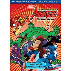 The Avengers: Heroes Assemble Volume 5 DVD 2-Disc Set