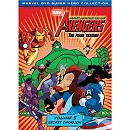 The Avengers DVD 2-Disc Set Volume 5: Secret Invasion