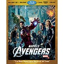 Marvel's The Avengers  - 4-Disc Set