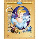 Cinderella Blu-ray and DVD + Digitial Copy Combo Pack