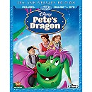 Pete's Dragon Blu-ray and DVD Combo Pack - 35th Anniversary