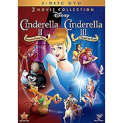 Cinderella II and Cinderella III DVD