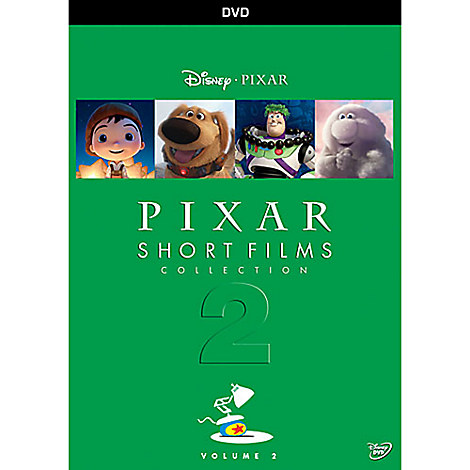 Pixar Short Films Collection Volume 2 DVD