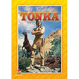 Tonka DVD