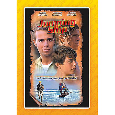 Jumping Ship DVD