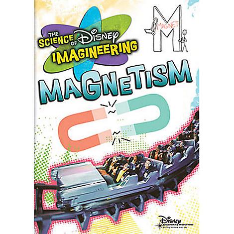 The Science of Disney Imagineering: Magnetism DVD