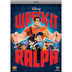 Wreck-It Ralph DVD