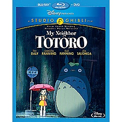 My Neighbor Totoro 2-Disc Combo Pack
