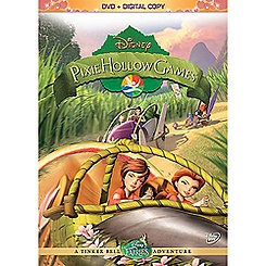 Pixie Hollow Games DVD + Digital Copy
