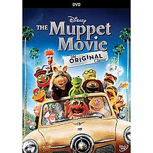 The Muppet Movie DVD
