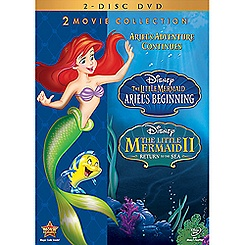 The Little Mermaid II + The Little Mermaid: Ariel's Beginning 2-Movie Collection