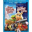 Muppet Treasure Island & The Great Muppet Caper 2-Movie Collection