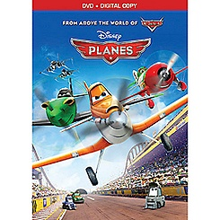 Planes DVD + Digital Copy