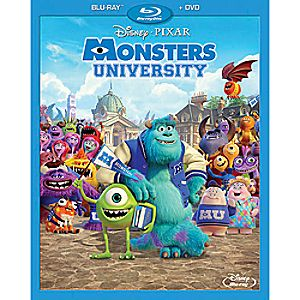 Monsters University 3-Disc C