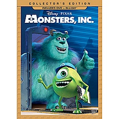 Monsters, Inc. DVD and Blu-ray Combo Pack - Collector's Edition
