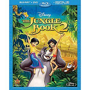 The Jungle Book 2 - 2-Disc Blu-ray Combo Pack