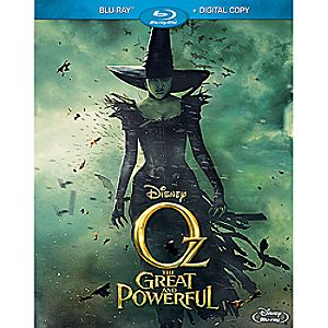 Oz The Great and Powerful Blu-ray +