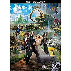 Oz The Great and Powerful DVD + Digital Copy