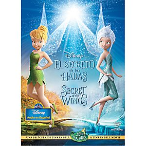 Secret of the Wings DVD - Spanish Audio