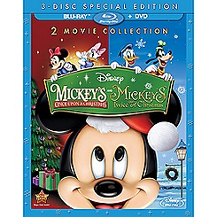 Mickey's Once Upon a Christmas + Mickey's Twice Upon a Christmas Special Edition